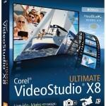 Corel VideoStudio X8 SP1 Multilingual Free Download
