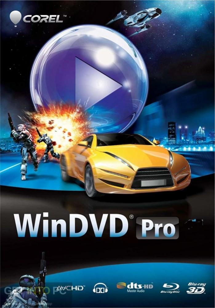 Corel WinDVD Pro 12 Free Download-GetintoPC.com