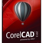 CorelCAD 2013 Setup 32 and 64 Bit Free Download