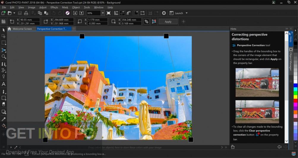 CorelDRAW Graphics Suite 2018 Repack Latest Version Download-GetintoPC.com