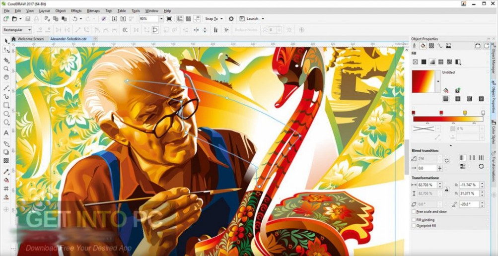 CorelDRAW Graphics Suite 2018 Offline Installer Download