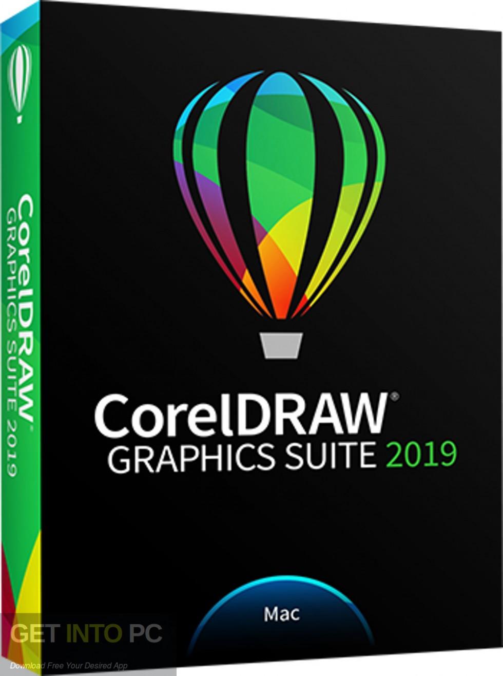 CorelDRAW Graphics Suite 2019 Free Download-GetintoPC.com