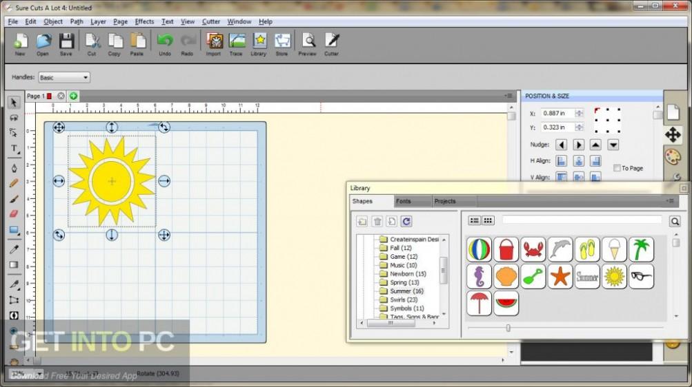 Craft Edge Sure Cuts A Lot Pro 4 Direct Link Download-GetintoPC.com