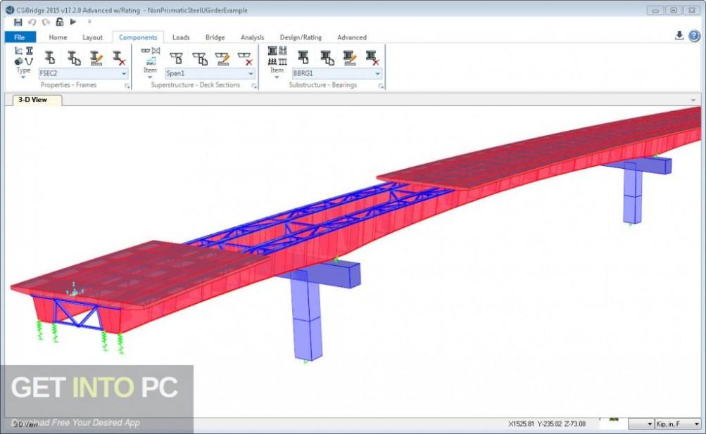 CSIBridge Advanced w Rating 20 DIrect Link Download-GetintoPC.com