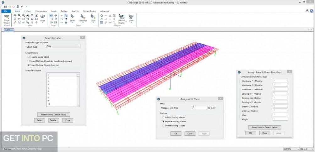 CSIBridge Advanced w Rating 20 Offline Installer Download-GetintoPC.com