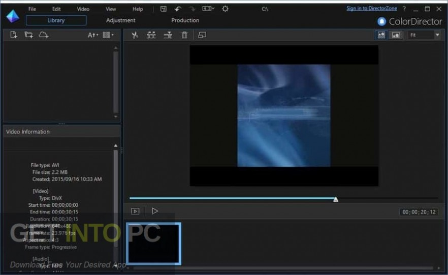 CyberLink Director Suite 365 Latest Version Download-GetintoPC.com