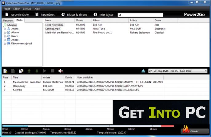 CyberLink Power2Go 9 Platinum Download Free