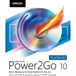 CyberLink Power2Go Platinum 11 Free Download