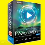 CyberLink PowerDVD Pro 17 Free Download