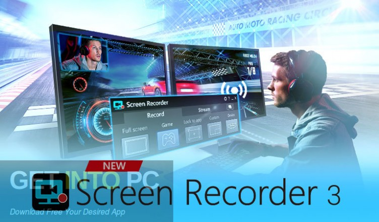 CyberLink Screen Recorder Deluxe 3 Free Download-GetintoPC.com