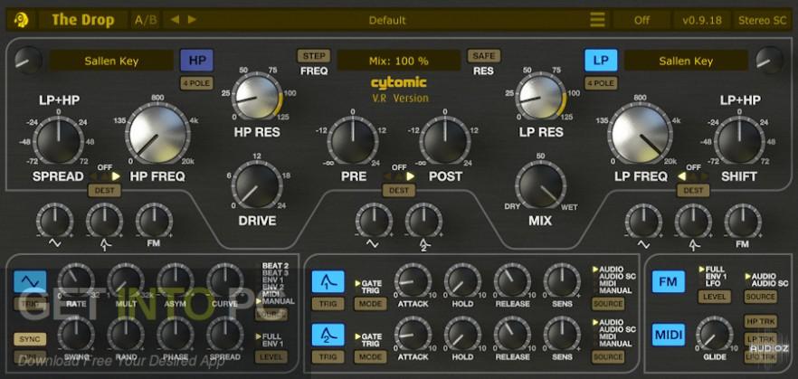 Cytomic The Glue VST Offline Installer Download-GetintoPC.com