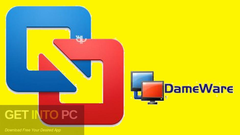 DameWare Remote Support Free Download-GetintoPC.com