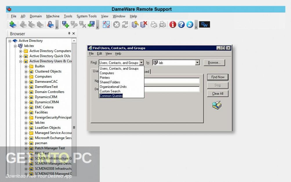 DameWare Remote Support Offline Installer Download-GetintoPC.com
