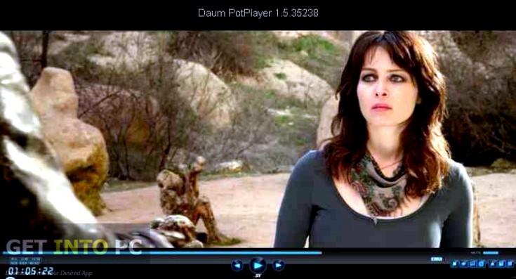 Daum PotPlayer Setup Free Download