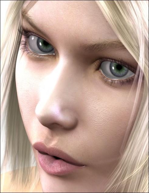 Daz3D Poser Actual Eyes Offline Installer Download