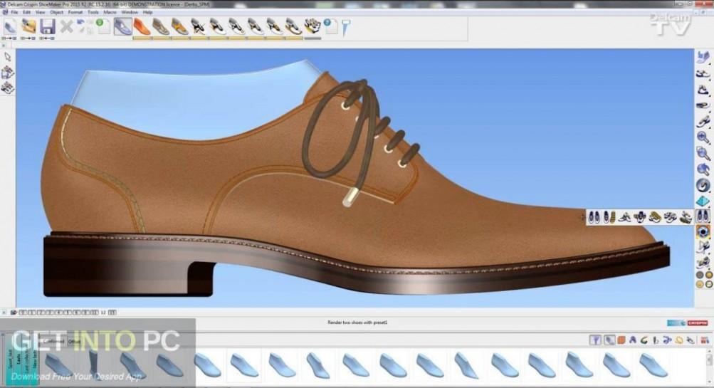 Delcam Crispin ShoeMaker 2015 Latest Version Download-GetintoPC.com