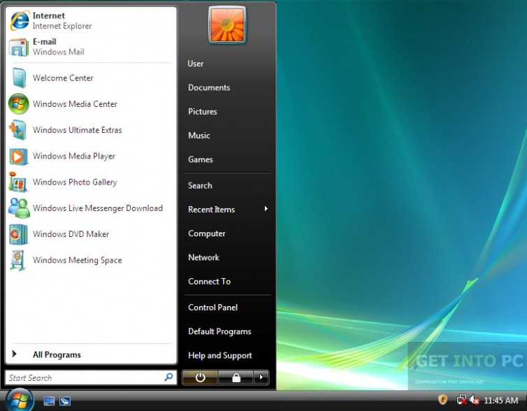 Dell Genuine Windows Vista Business Edition SP1 OEM ISO Latest Version Download