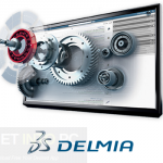 DELMIA v5 6R 2013 x64 Free Download
