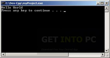 Dev C++ Offline Installer Download
