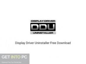 Display Driver Uninstaller 2020 Free Download-GetintoPC.com