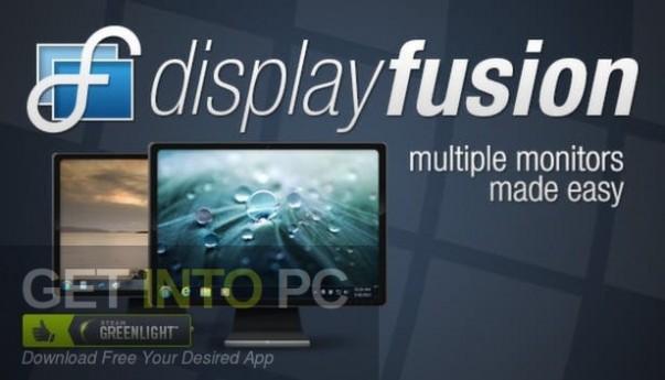 DisplayFusion Pro 2019 Free Download-GetintoPC.com
