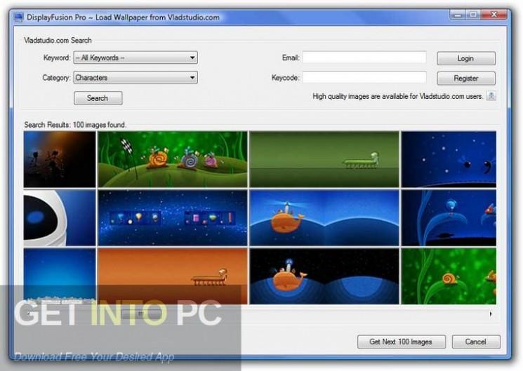 DisplayFusion Pro 2019 Offline Installer Download-GetintoPC.com