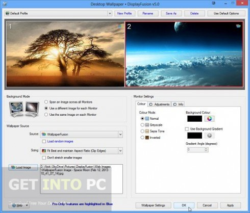 DisplayFusion Pro Portable Latest Version Download