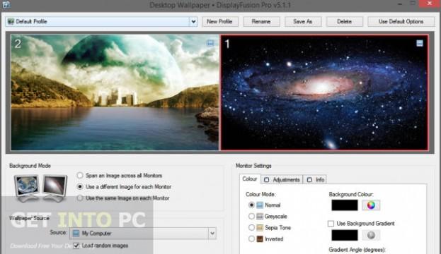 DisplayFusion Pro Portable Offline Installer Download