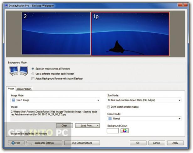 Download DisplayFusion Pro Portable Setup exe