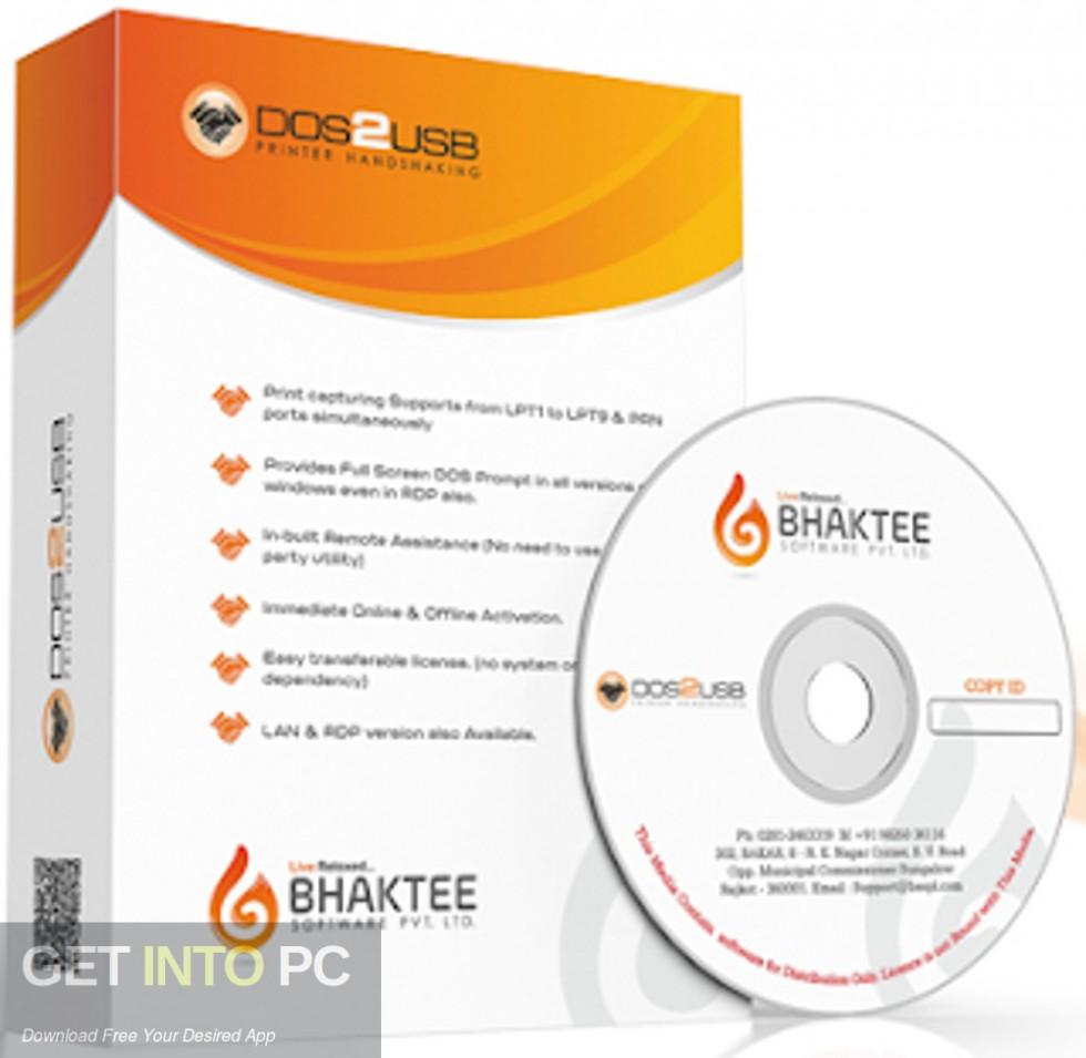 DOS2USB Free Download-GetintoPC.com