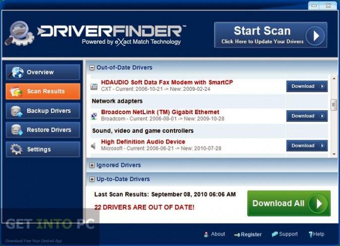 DriverFinder Direct Link Download