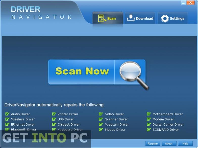 Driver Navigator Free Download