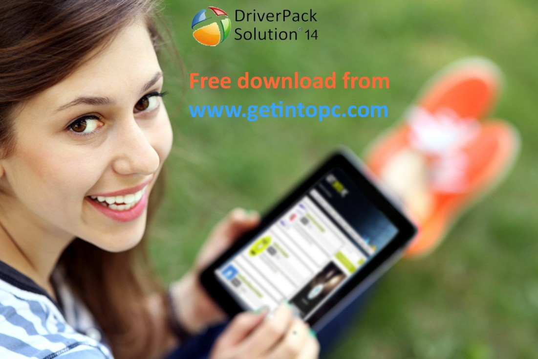 DriverPack Solution 14 ISO Direct Link Download