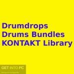 Drumdrops Drums Bundles KONTAKT Library Free Download