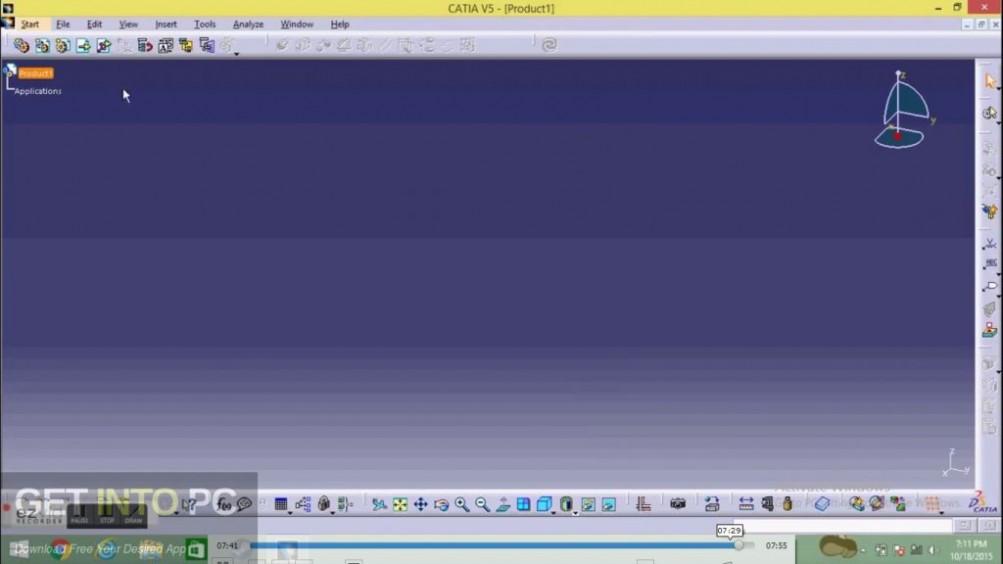 DS CATIA V5R23 CAA RADE Direct Link Download-GetintoPC.com