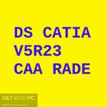 DS CATIA V5R23 CAA RADE Free Download
