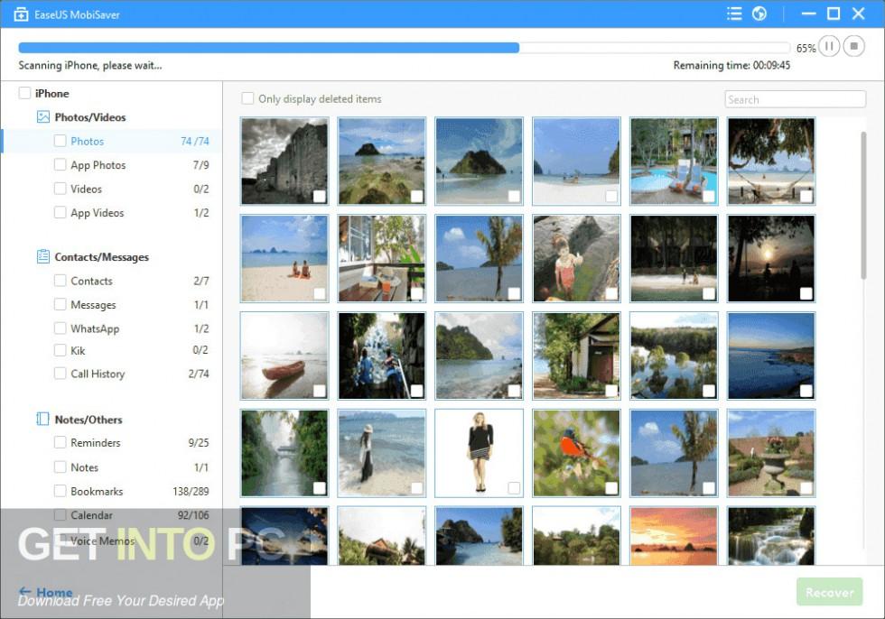 EaseUS MobiSaver 7.5 Offline Installer Download-GetintoPC.com