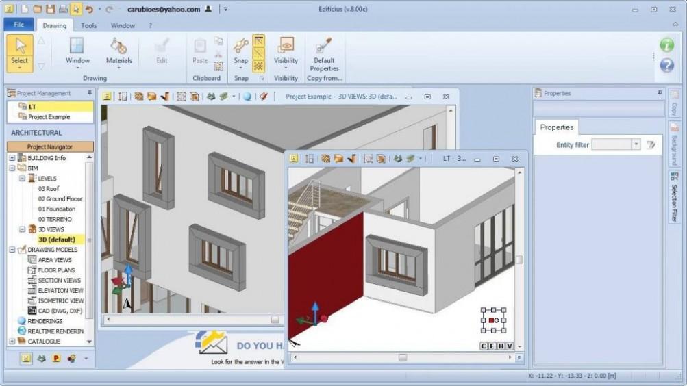 Edificius 3D Architectural BIM Design Direct Link Download