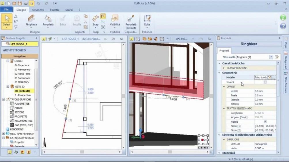 Edificius 3D Architectural BIM Design Latest Version Download