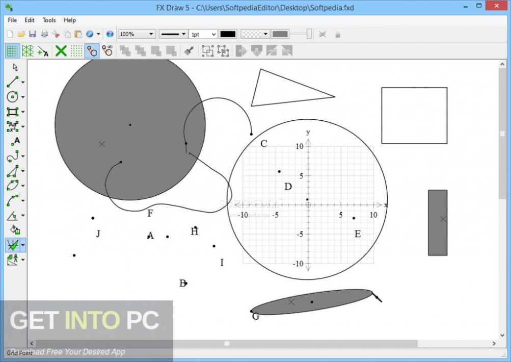 Efofex FX Draw Offline Installer Download-GetintoPC.com