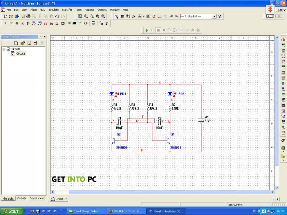 Electronic Workbench Setup Free Download