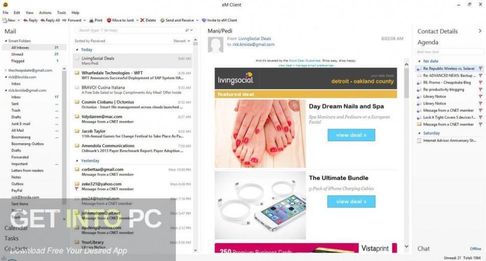 eM Client Pro Direct Link Download-GetintoPC.com