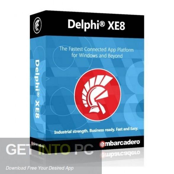 Embarcadero Delphi XE8 Free Download-GetintoPC.com