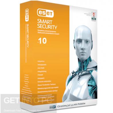 ESET Smart Security 10 Free Download