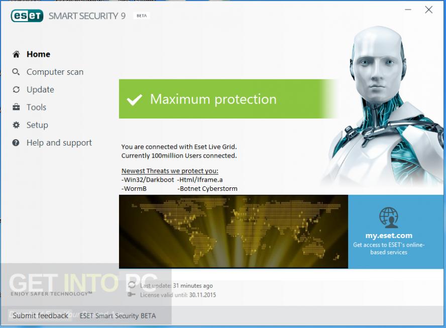 ESET Smart Security 10 Latest Version Download