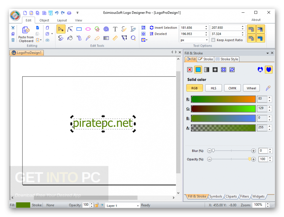 EximiousSoft Logo Designer Pro 3.02 Offline Installer Download