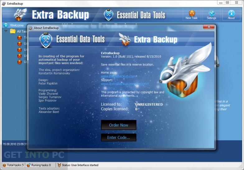 ExtraBackup Latest Version Download