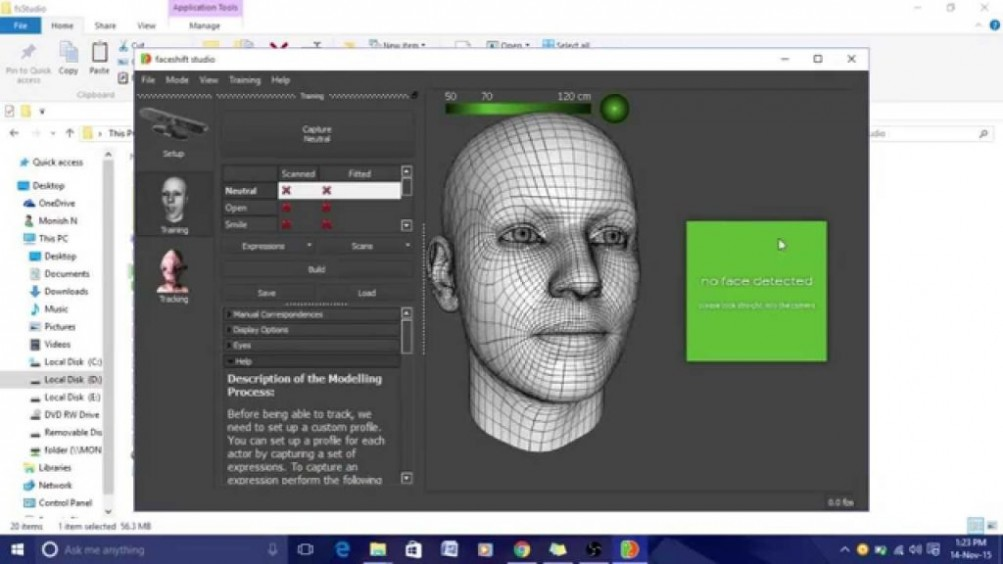FaceShift Studio 2015 Latest Version Download