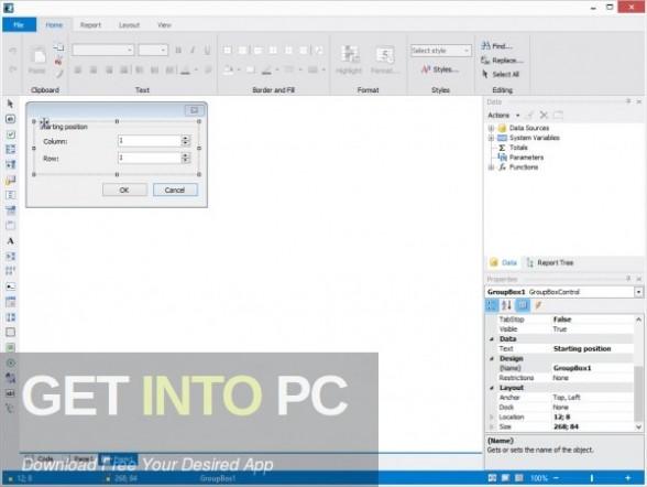 FastReport .NET 2018 Direct Link Download-GetintoPC.com