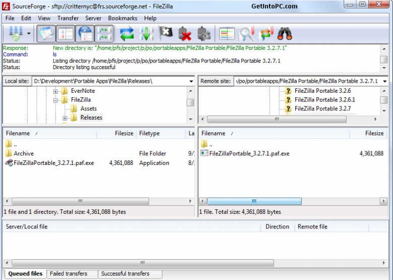 filezilla free download ftp setup